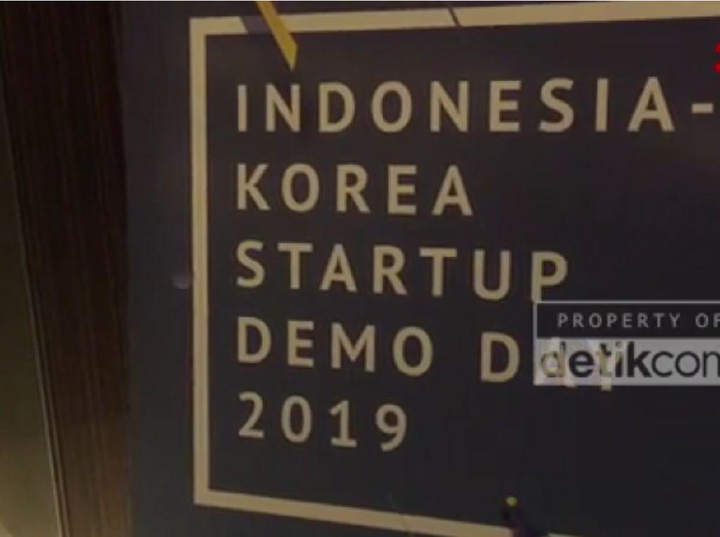 Perluas Konten Digital, Indonesia-Korea Kerja Sama di Bidang Startup