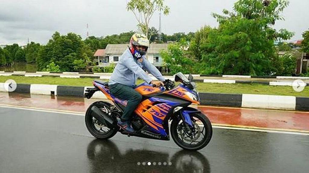 Hobi Motoran Gubernur Kepri yang Kena OTT KPK