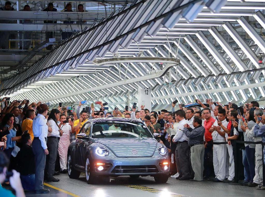 Belum Juga Meluncur di Indonesia, VW Kodok Sudah Tiada