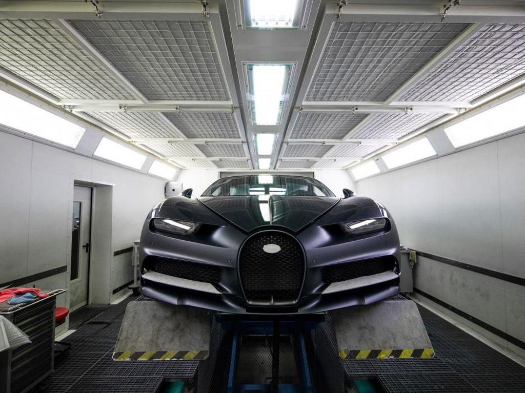 Mobil Spesial dari Bugatti