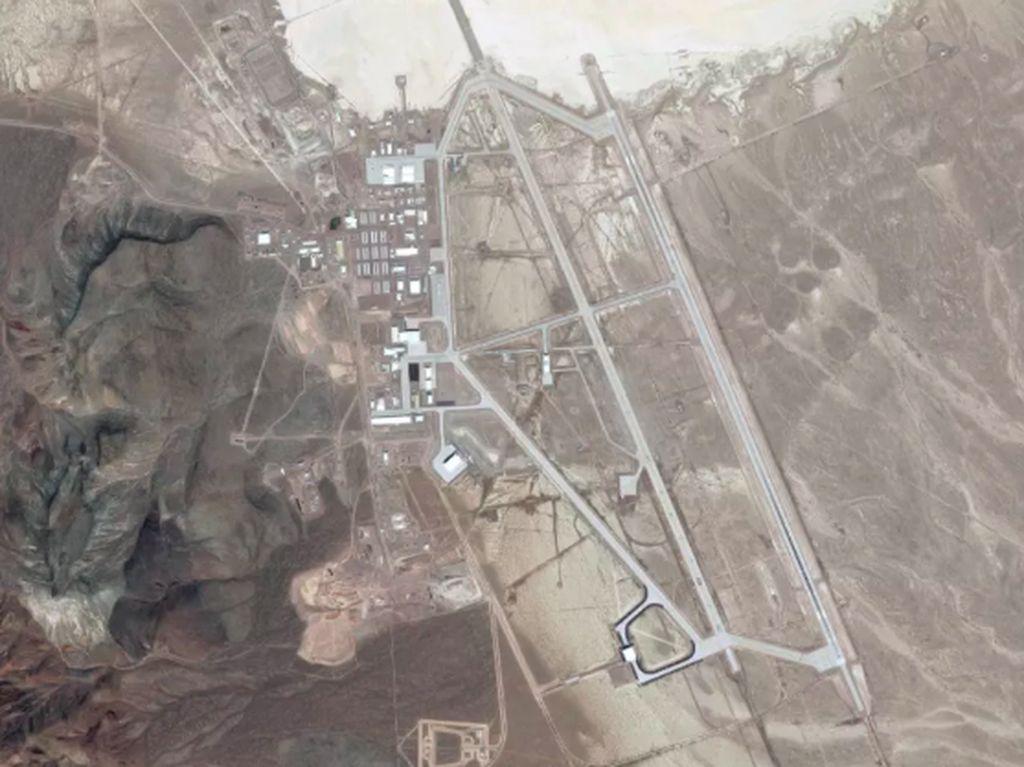 Beredar Ajakan Geruduk Persembunyian Alien Area 51