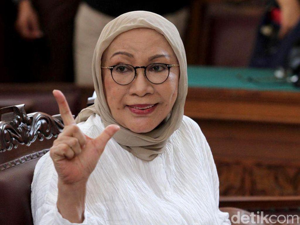 Ratna: Saya Tak Cocok di Politik, Kemarin Salah Masuk Tim Prabowo