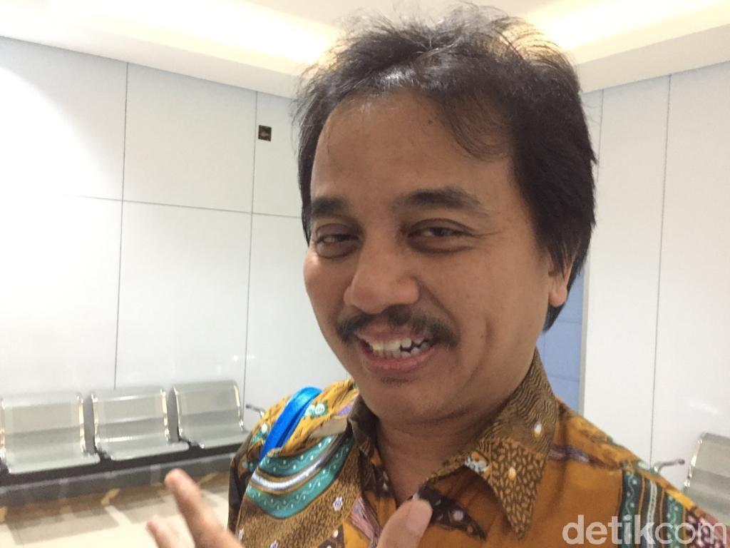 Roy Suryo: AHY Siap Jadi Menteri Asal Jokowi Meminta Sendiri