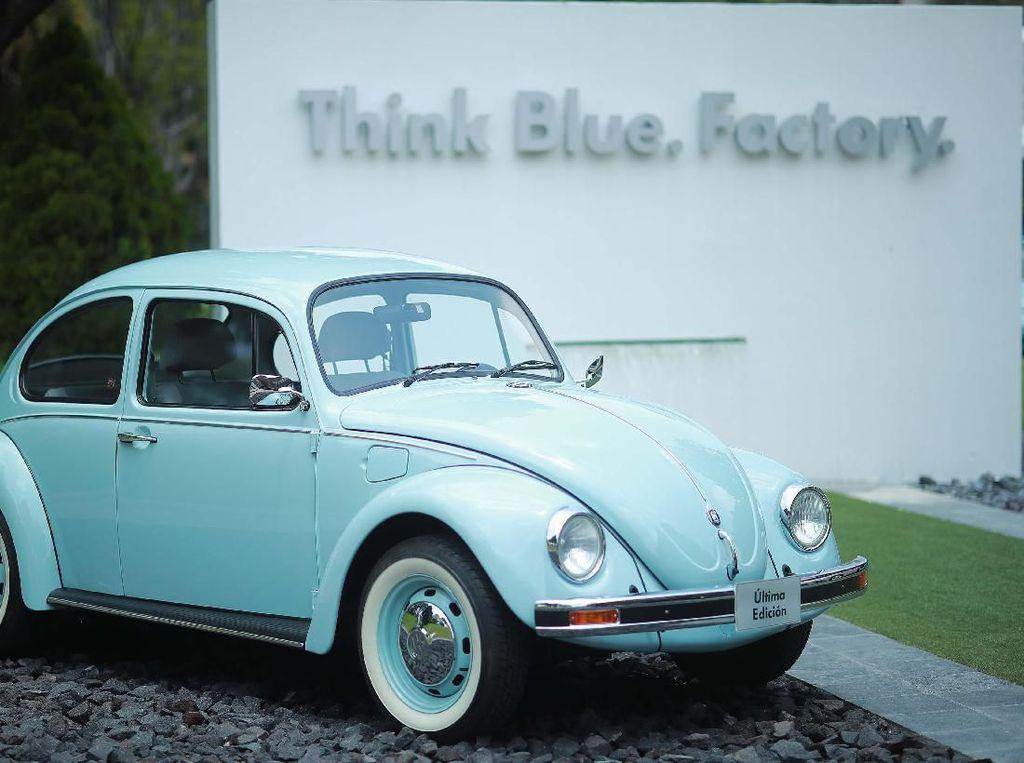 Riwayat VW Kodok yang Genap Berusia 75 Tahun