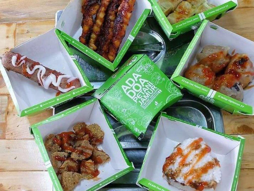 Jadi Mitra Go-Food, Sego Njamoer Jadi Favorit Pelajar Surabaya