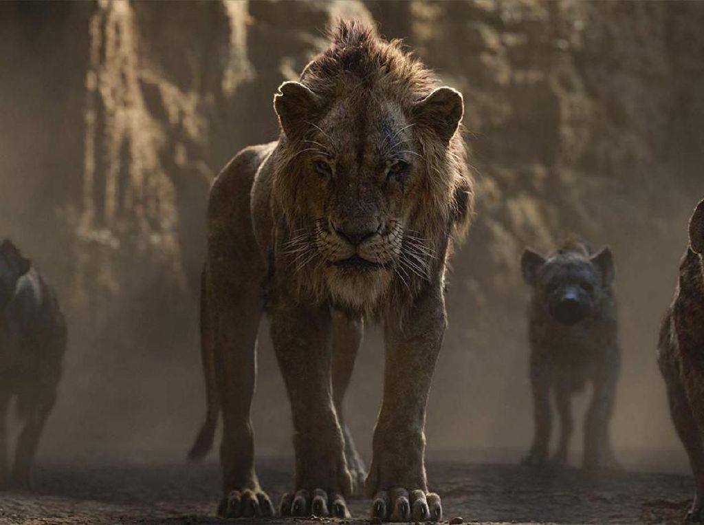 Selamat! Ini Pemenang Nonton The Lion King Bareng detikHOT