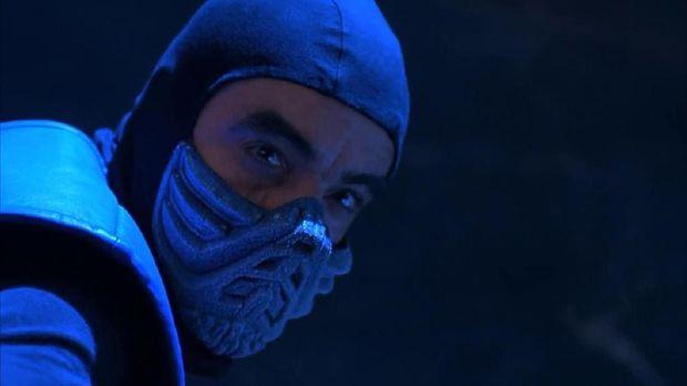 Karakter Sub-Zero yang akan diperankan oleh Joe Taslim.