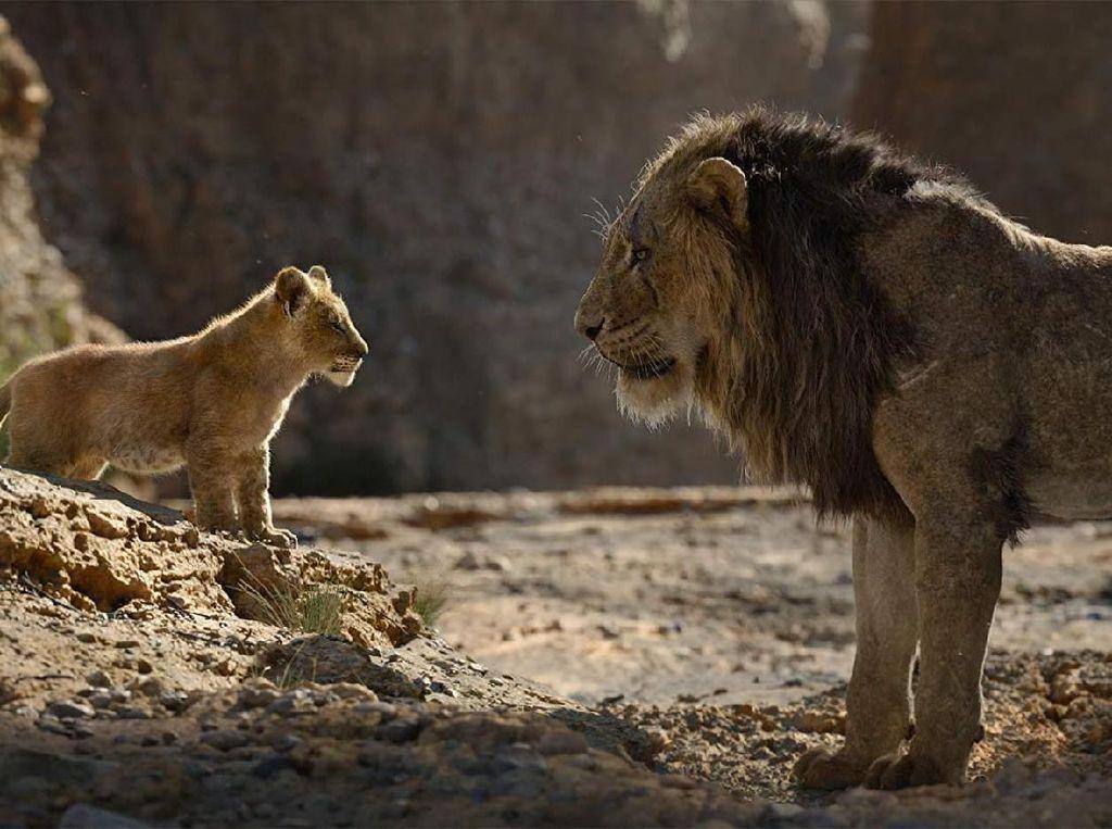 Sekuel Live Action Lion King Akan Digarap Sutradara Moonlight Barry Jenkins