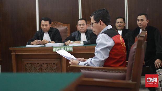 Pledoi, Mantan Ketum PSSI Joko Driyono Nyatakan Tak Bersalah