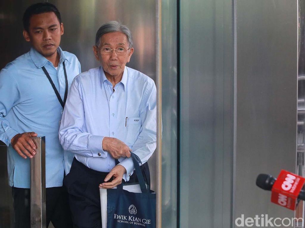 Jadi Saksi Kasus BLBI, Kwik Kian Gie Mengaku Banyak Beri Keterangan