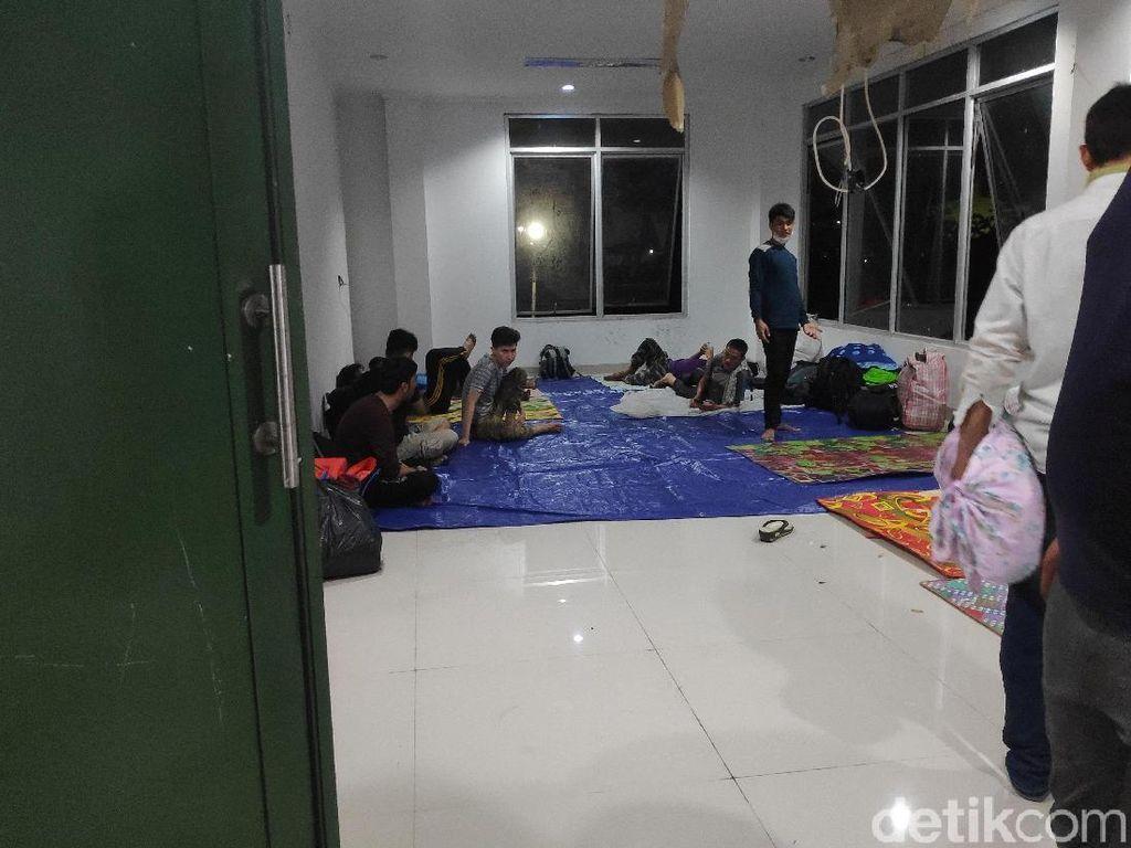 Begini Kondisi Terkini Para Pencari Suaka di Pengungsian Kalideres
