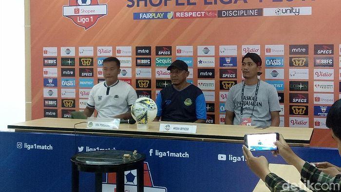 PS Tira Persikabo akan menjamu Madura United dalam kondisi fisik tak ideal karena masih pemulihan (Amalia Dwi Septi/detikSport)