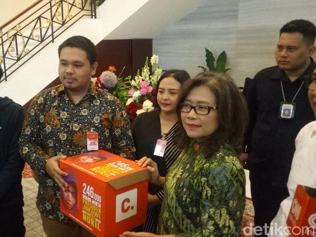 Tim Kuasa Hukum Baiq Nuril Yakin Jokowi akan Beri Amnesti