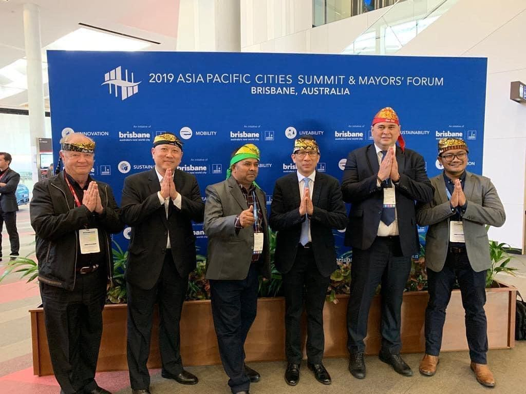 RI Terpilih Jadi Tuan Rumah Asia Pacific Cities Summit Mayors 2021