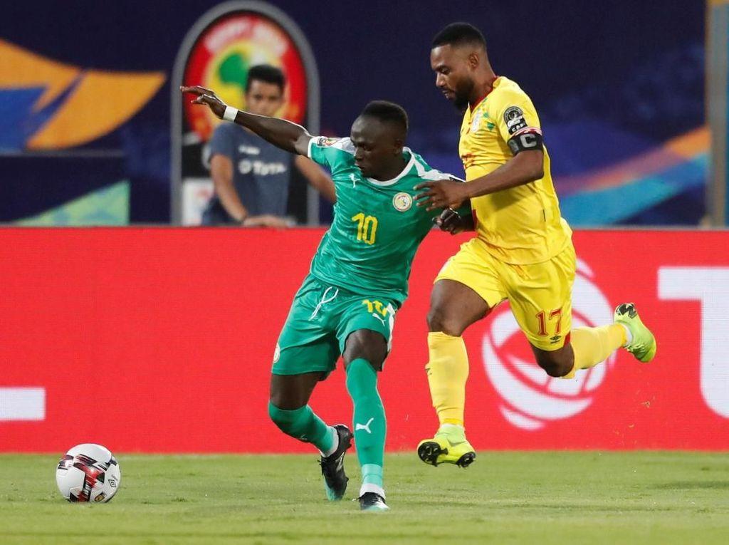 Piala Afrika 2019: Senegal dan Nigeria Rebut Tiket ke Semifinal