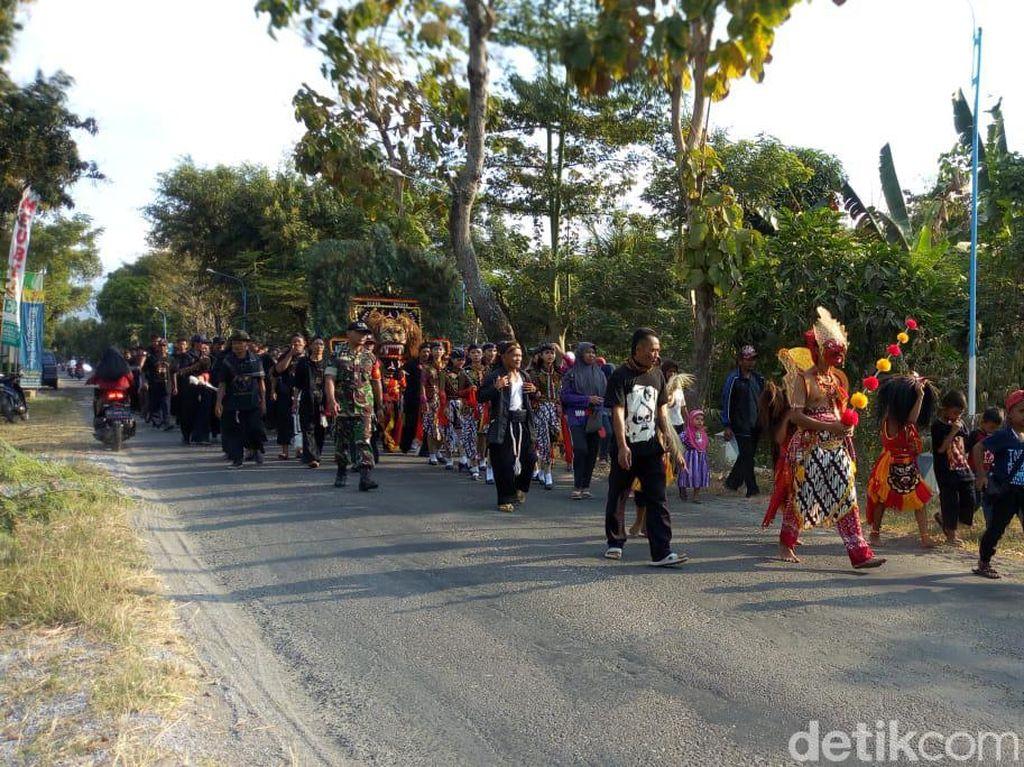 Setiap Tanggal 11 Wajib Ada Pertunjukan Reog di 307 Desa Ponorogo