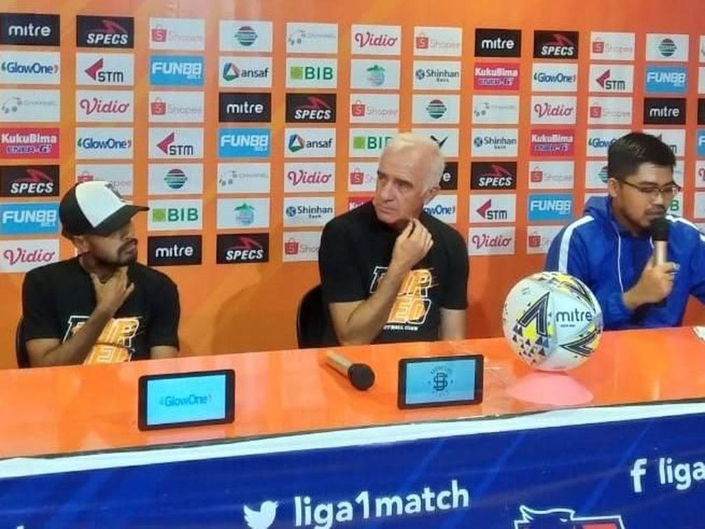 Tak Kalah Dalam Dua Lawatan, Borneo FC Yakin Tatap Madura United