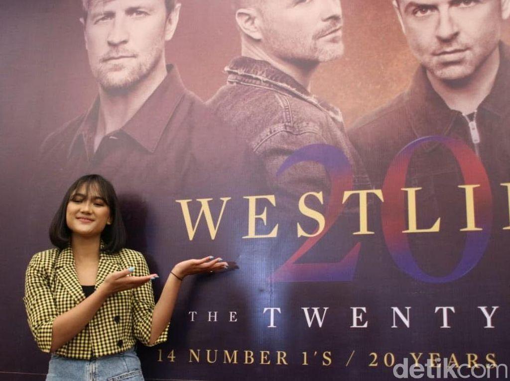 Marion Jola Didapuk sebagai Opening Act Konser Westlife di Palembang