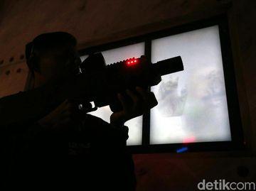 Serunya Perang Melawan Zombie di Trans Studio Cibubur