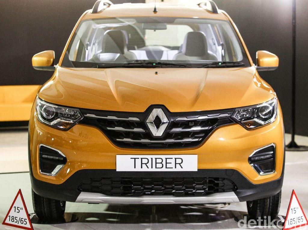 Renault Lepas Triber Mulai Rp 133 Juta