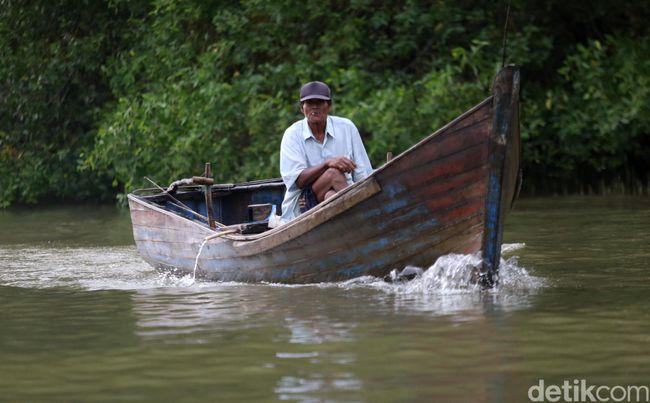Berita Menyusuri Muara Sungai Tamiang Kamis 17 Oktober 2019