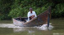Menyusuri Muara Sungai Tamiang