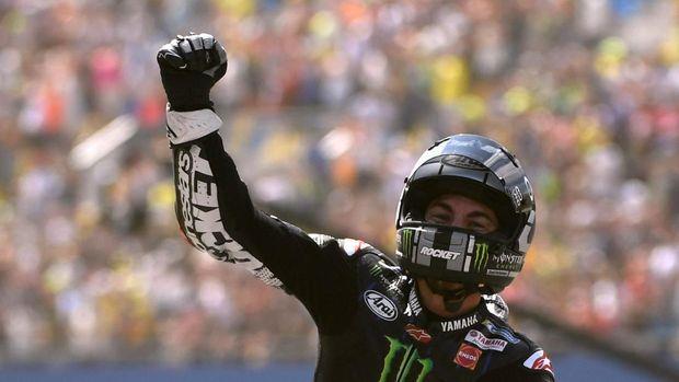 Keunggulan Vinales atas Rossi Tak Rusak Hubungan Baik