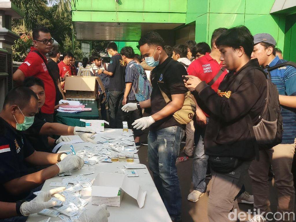 Universitas di Jakarta Selatan Disidak Polisi Narkoba