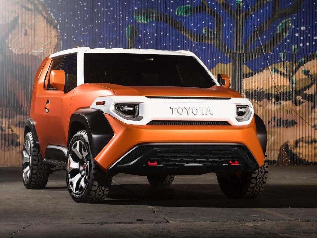 Toyota Corolla Berbadan SUV Mulai Diperkenalkan