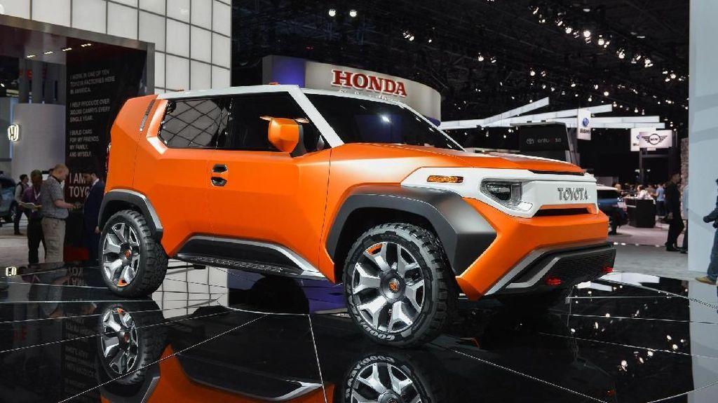 Benarkah Ini Tampang Toyota Corolla?