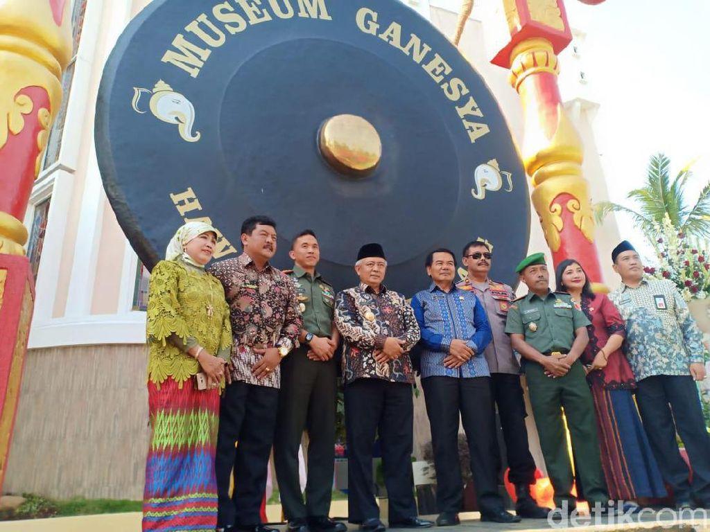 Ayo Milenial Belajar Seni dan Budaya di Museum Ganesya Malang