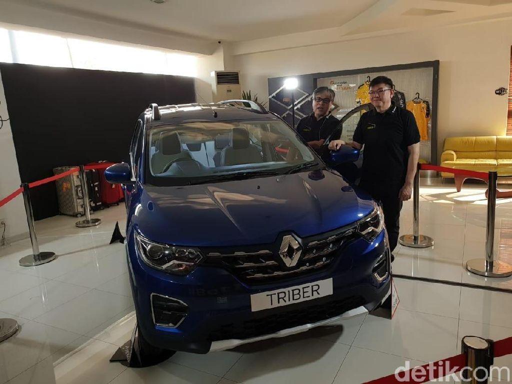 Tantang Segmen LCGC, Renault Triber Mau Dibanderol Berapa?