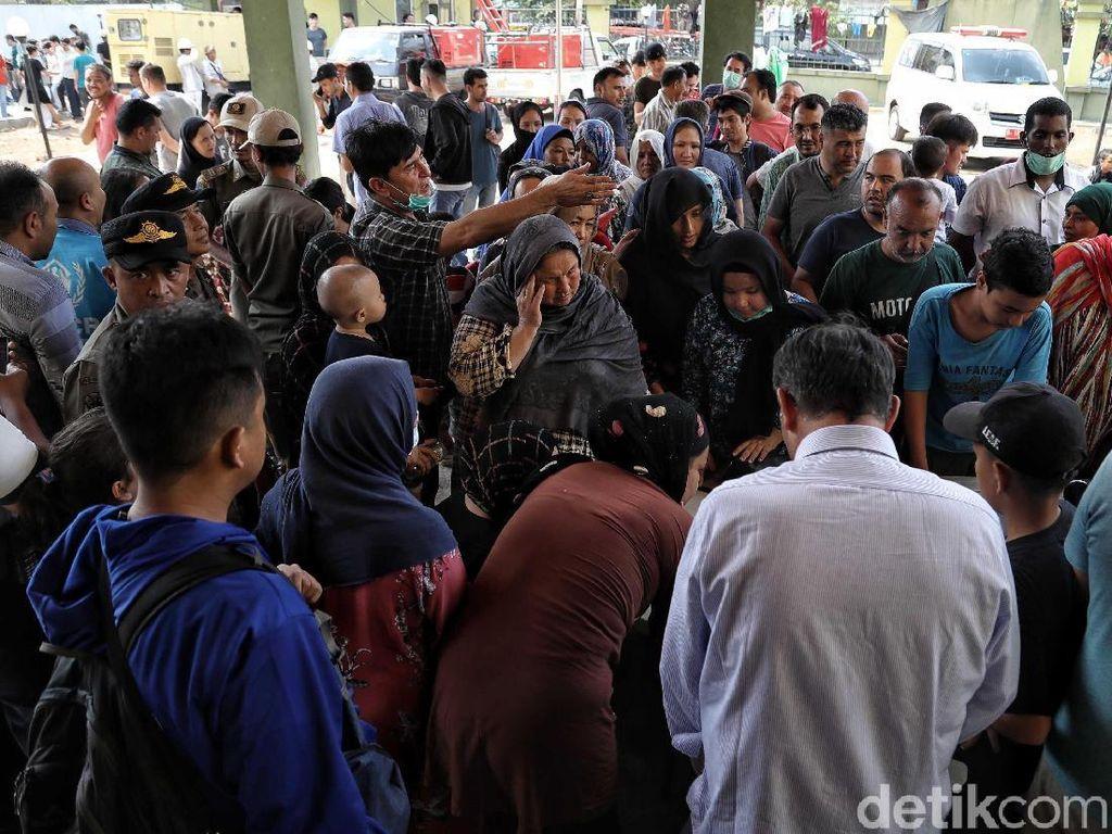 Sudah Seminggu, Bantuan Logistik Pemprov DKI untuk Pencari Suaka Dilanjut