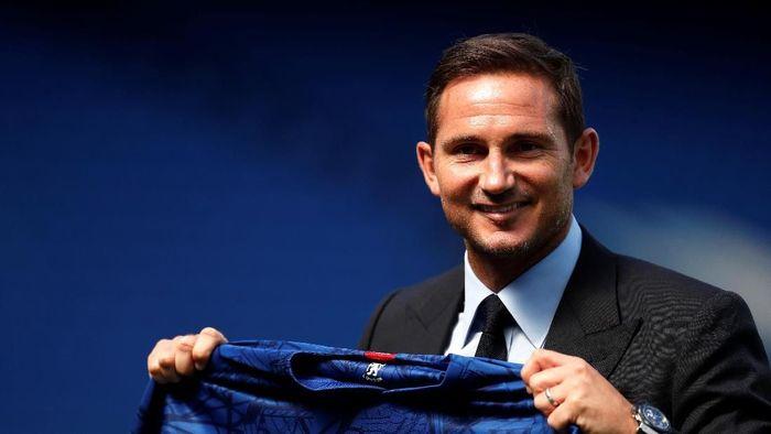 Frank Lampard menilai Chelsea tak butuh pemain baru. (Foto: John Sibley/Reuters)