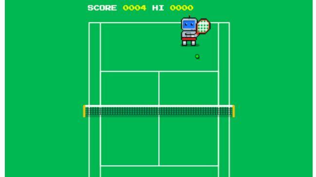 [96] Ada Game Tenis Tersembunyi di Google, Begini Cara Temukannya