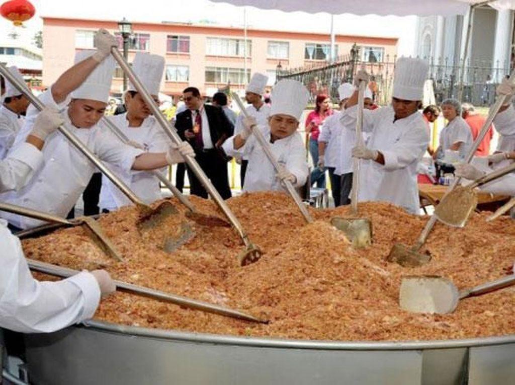 Ini Dia 5 Rekor Nasi Versi Guinness World Records!