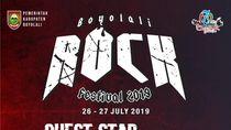 Boyolali Rock Festival 2019 Gandeng Band Asal Malaysia