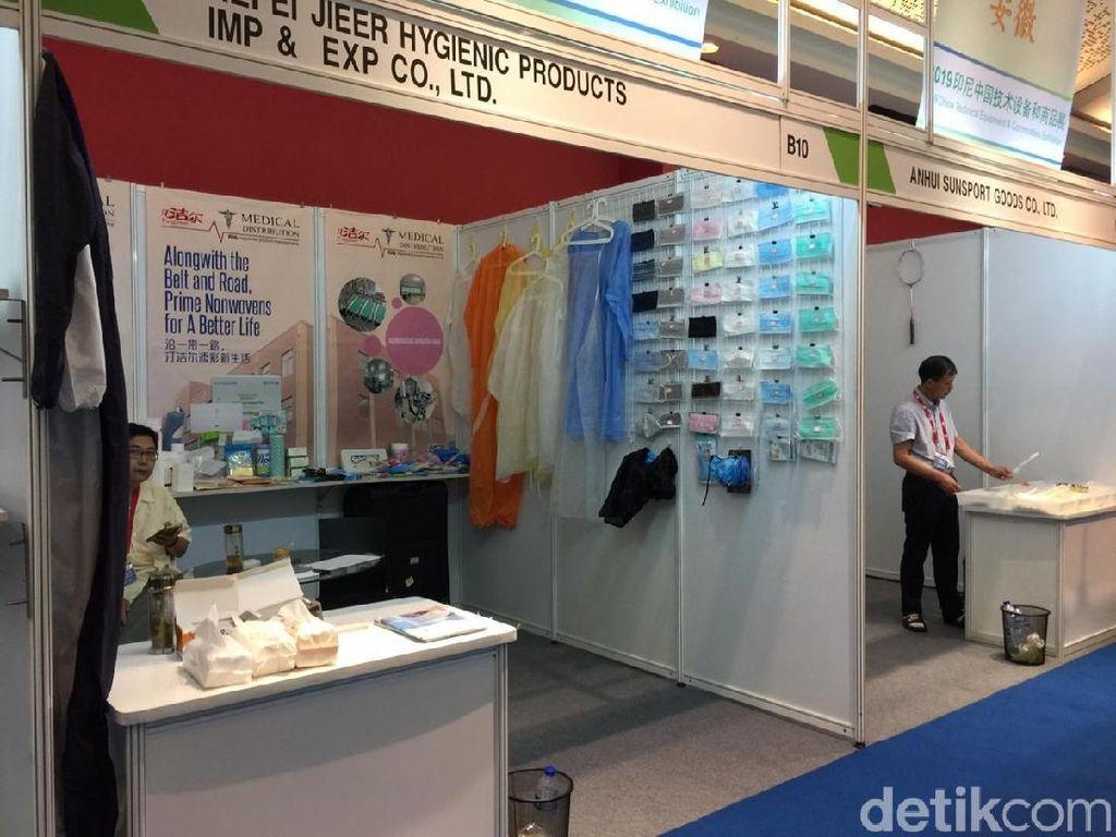 90 Produk Teknologi China Mejeng di JIExpo