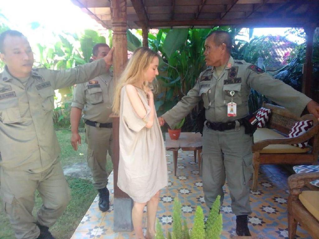 Turis Rusia yang Ngamuk di Vila Bali Masih Dirawat di RSJ Bangli