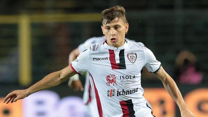 Inter Milan menyepakati transfer Nicolo Barella dari Cagliari. (Foto: Emilio Andreoli/Getty Images)