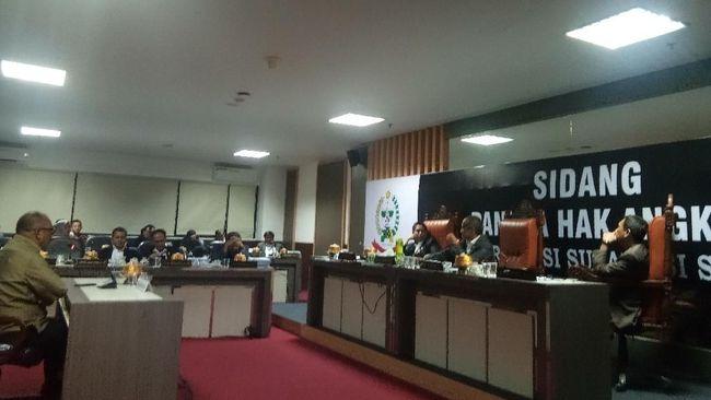Pemeriksaan Eks Plt Sekda Sulsel Ditunda, Pansus: Saksi Belum Fokus