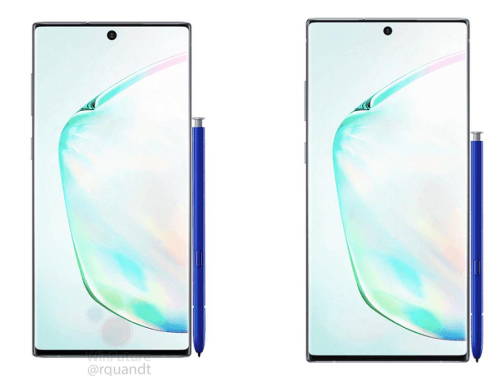 Apa Saja yang Bakal Dirilis Bareng Samsung Galaxy Note 10?