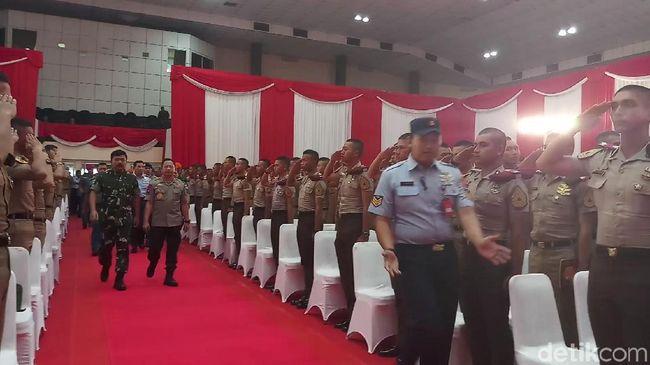 Berita Panglima TNI dan Kapolri Beri Pembekalan untuk 781 Capaja di Cilangkap Minggu 21 Juli 2019