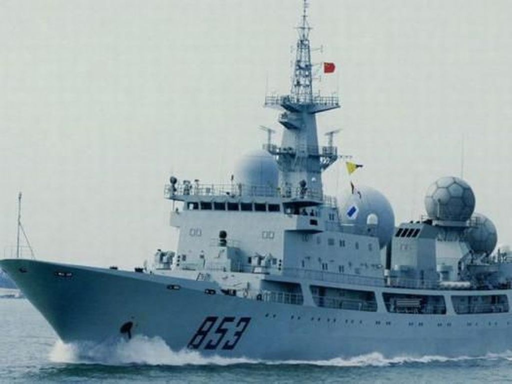 Australia Tak Khawatirkan Adanya Kapal Mata-mata China Dekat Queensland