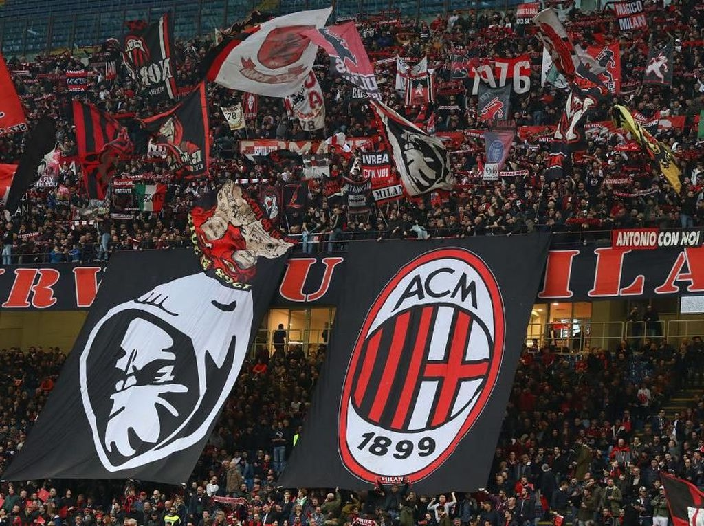 Fans Milan dan Inter Kecam Keputusan Atalanta Berkandang di San Siro