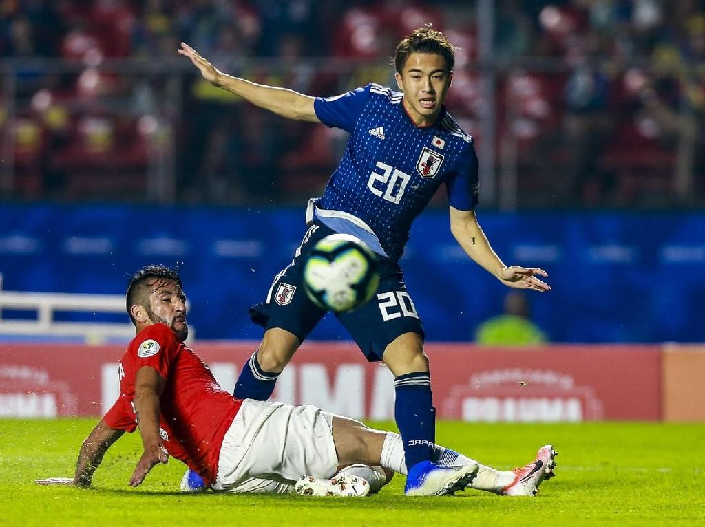 Kashima Antlers dan Barcelona Sepakati Transfer Hiroki Abe