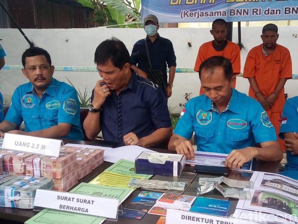 BNN Sita Aset Rp 6 M Milik Bandar Narkoba Ekstasi Minion