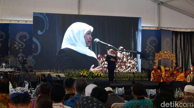 Gubernur Khofifah Minta Permendag Tentang Impor Limbah Direvisi