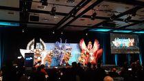 Pembukaan Pacific Exposition 2019, PM-Menteri Negara Pasifik Tabuh Tifa