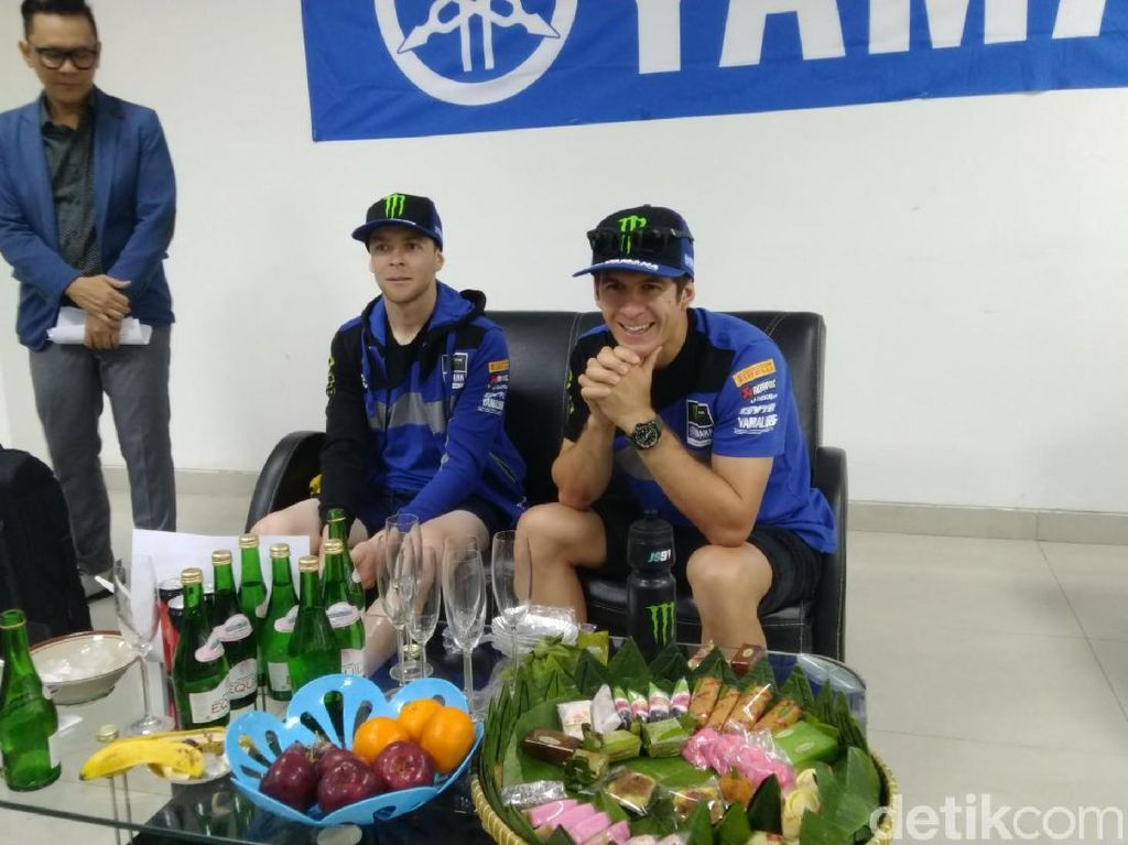 Duo Pebalap MXGP Yamaha Beradaptasi dengan Kelembapan di Seri Semarang